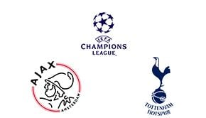 Ajax vs Tottenham Champions League Semi Finals Leg 2/2