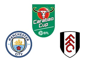 Carabao Cup Man City vs Fulham