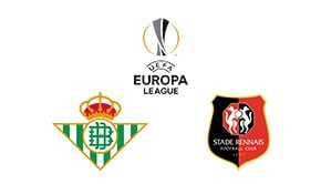 Europa League Real Beltis vs Rennes