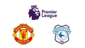 Man Utd vs Cardiff Premier League