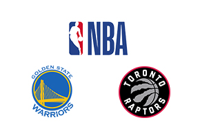 NBA Warriors vs Raptors Week 7