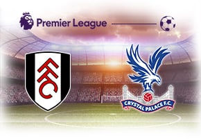 Premier League Fulham vs Crystal Palace