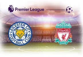 PL Leicester vs Liverpool