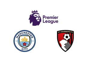 Premier League Man City vs Bournemouth