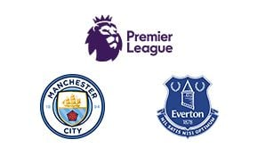 Premier League Man City vs Everton