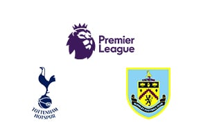 Premier League Tottenham vs Burnley