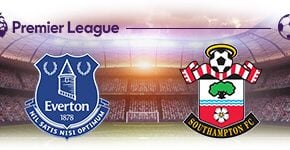 Premier League Everton vs Southampton