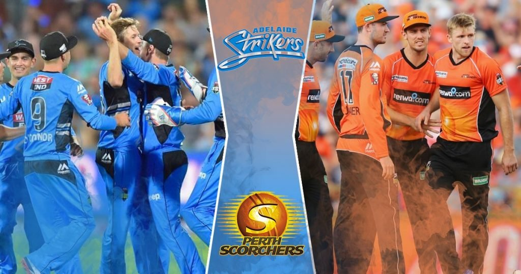 Scorchers vs Strikers