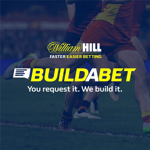 William hill build a bet