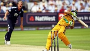 Cricket Aussie ODIs in England