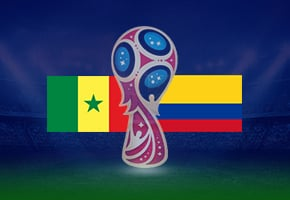 WC Senegal vs Colombia