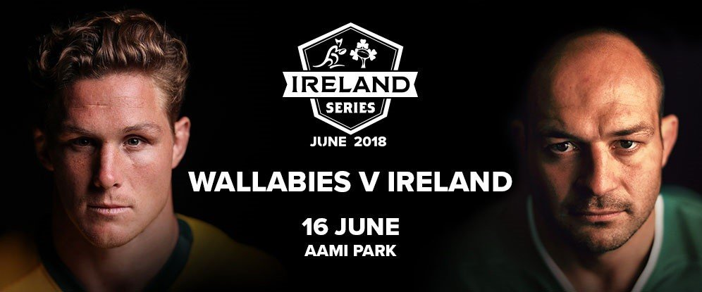 Wallabies v Ireland