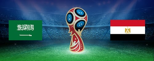 World Cup SAUDI ARABIA EGYPT