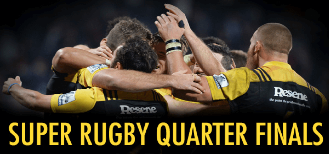 Super Rugby 2018 Quarter Finals Previews