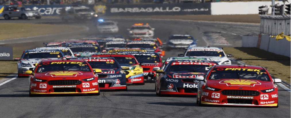 Supercars Ipswich Supersprint Wrap 2