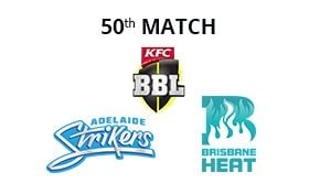 Prediction Adelaide Strikers vs Brisbane Heat