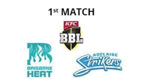 Prediction Brisbane Heat vs Adelaide Strikers