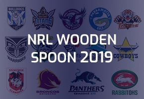 Wooden Spoon 2019 NRL