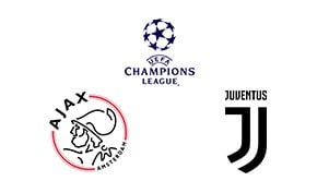 Ajax vs Juventus champions league quarter final