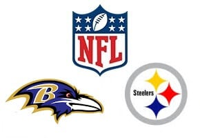 Baltimore Ravens vs Pittsburgh Steelers NFL