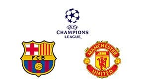 Barcelona vs Manchester United champions league quarter final
