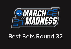 Best Bets – March Madness Second Round