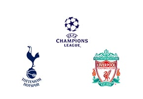 Champions League Tottenham vs Liverpool