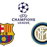 CL Barcelona vs Internazionale