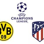 CL Dortmund vs Atletico