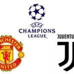 CL Man United vs Juventus