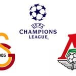 Champions League Galatasaray vs Lokomotiv Moskva