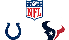 Colts@Texans Wild Card Round NFL