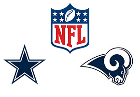 Cowboys@Rams Divisional Round NFL
