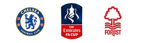 FA Cup Chelsea vs Nottingham Forest