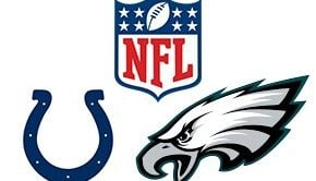 Indianapolis Colts vs Philadelphia Eagles NFL