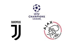 Juventus vs Ajax champions league quarter final