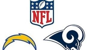 Los Angeles Chargers vs Los Angeles Rams NLF