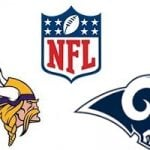 Minnesota Vikings vs Los Angeles Rams NFL