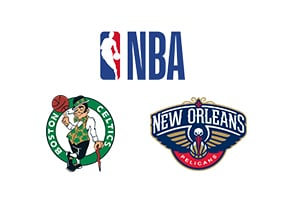 NBA Celtics vs Pelicans Week
