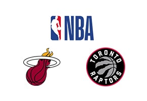 NBA Heat vs Raptors Week 6