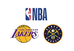 NBA Lakers vs Nuggets Week 7