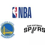 NBA Warriors vs Spurs Week 5