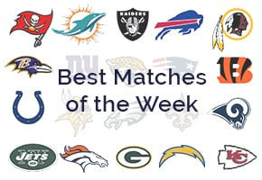 Best Matches of the Week