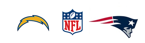 NFL Chargers@Patriots Divisional Round