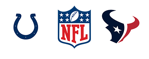 NFL Colts@Texans Wild Card Round