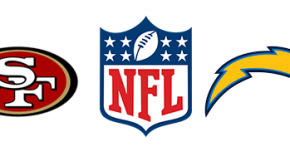 NFL San Francisco 49ers vs Los Angeles Chargers