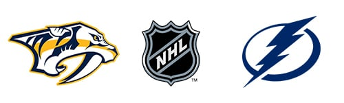 NHL Nashville Predators vs Tampa Bay Lightning Week 5