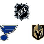 NHL St. Louis Blues vs Vegas Golden Knights Week 7