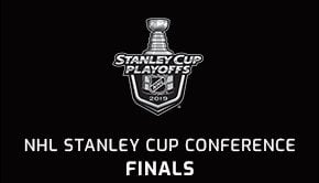 NHL Stanley Cup Conference Finals