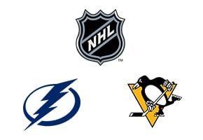 NHL Tampa Bay Lightning vs Pittsburgh Penguins Week 7